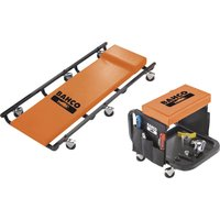 Bahco BLE304 Creeper and Stool Set