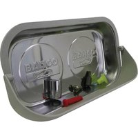 Bahco Stainless Steel Magnetic Rectangular Parts Tray
