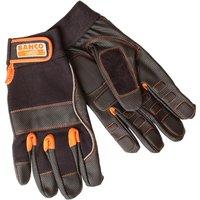 Bahco Anti Vibration Padded Palm Work Gloves M