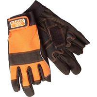 Bahco Carpenters Fingerless Work Gloves M