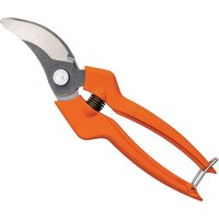 Bahco PG-12-F Traditional Bypass Secateurs 210mm