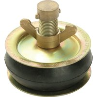Bailey Drain Test Plug Brass Cap 200mm