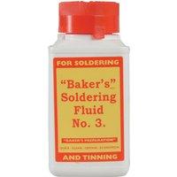Bakers No 3 Soldering Fluid 125ml