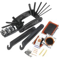 Sealey Folding Bicycle Multi Tool & Puncture Repair Kit