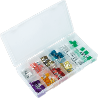 Sealey 100 Piece Automotive Mini Fuse Assortment