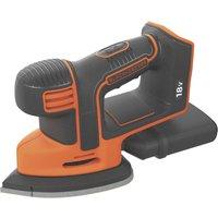 Black and Decker BDCDS18 18v Cordless Mouse Sander No Batteries No Charger No Case