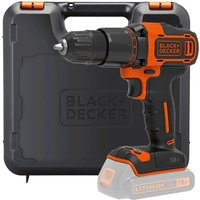 'Black And Decker Bcd700s 18v Cordless Combi Drill No Batteries No Charger Case