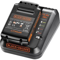 Black & Decker BDC1A15 18v Cordless Li-ion Battery Charger & Battery 1.5ah 240v