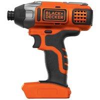 Black and Decker BDCIM18 18v Cordless Impact Driver No Batteries No Charger No Case