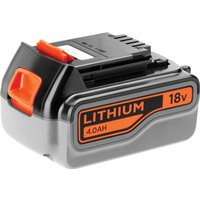 Black & Decker BL4018 18v Cordless Li-ion Battery 4ah 4ah