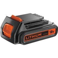 Black & Decker BL2018 18v Cordless Li-ion Battery 2ah 2ah