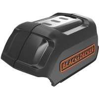 Black & Decker BDCU15AN 18v Cordless USB Li-ion Battery Charger 5v