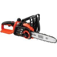 Black & Decker GKC1825L 18v Cordless Chainsaw 250mm 1 x 2ah Li-ion Charger
