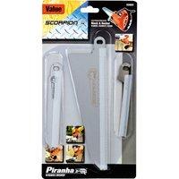 Black and Decker X29991 Piranha 3 Piece KS880 and KS890 Scorpion Saw Blade Set