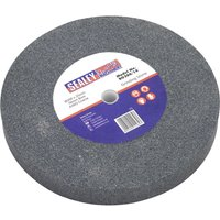 Sealey Aluminous Oxide Grinding Wheel 200mm 25mm Coarse