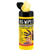 Big Wipes Industrial Cleaning Wipes Pack of 40