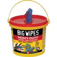 Big Wipes 4X4 Heavy-Duty Cleaning Wipes Pack of 240
