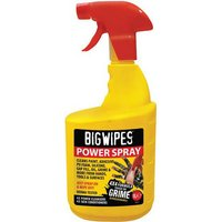 Big Wipes Power Hand Cleaner Spray 1l