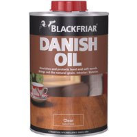 Blackfriar Danish Oil 1l