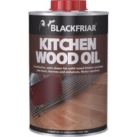 Blackfriar Kitchen Wood Oil 1l