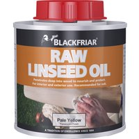 Blackfriar Raw Linseed Oil 250ml