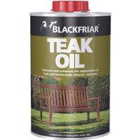 Blackfriar Teak Oil 500ml