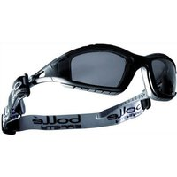 Bolle Tracker TRACPSF Polycarbonate Smoke Safety Glasses