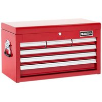 Britool 6 Drawer Tool Chest Red
