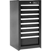 Britool 8 Drawer Tool Cabinet Black