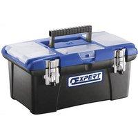 Britool Expert Plastic Tool Box & Removable Tray