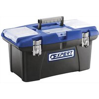 Britool Expert Plastic Tool Box & Removable Tray
