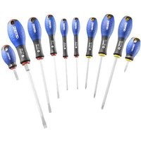Britool Expert 10 Piece Screwdriver Set
