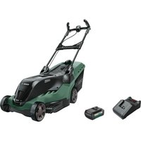 Bosch ADVANCEDROTAK 36-650 36v Cordless Rotary Lawnmower 420mm 1 x 2ah Li-ion Charger