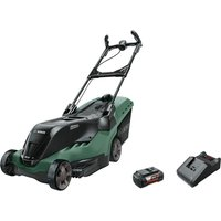 Bosch ADVANCEDROTAK 36-650 36v Cordless Rotary Lawnmower 420mm 1 x 4ah Li-ion Charger