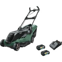 Bosch ADVANCEDROTAK 36-750 36v Cordless Rotary Lawnmower 460mm 2 x 2ah Li-ion Charger