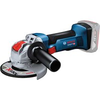 Bosch GWX 18 V 8 X Lock Cordless Angle Grinder 125mm No Batteries No Charger No Case