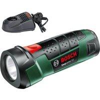 Bosch EASYLAMP 12v Cordless Torch 1 x 2 5ah Li ion Charger No Case