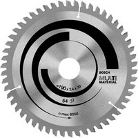 Bosch Multi Material Cutting Saw Blade 180mm 48T 30mm