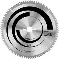 Bosch Multi Material Cutting Mitre & Table Saw Blade 305mm 96T 30mm