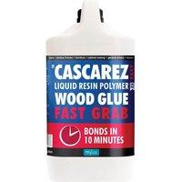 Polyvine Polyten Fast Grab Wood Adhesive 5l