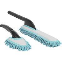 Sealey 2 Piece Microfibre Brush Set