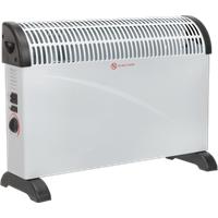 Sealey CD2005T Electric Turbo Fan Convector Heater 2000 Watts