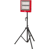 Sealey CH2800S Electric Ceramic Heater and Tripod 240v