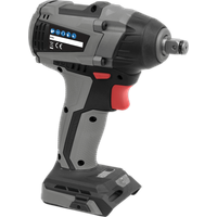Sealey CP20VIWX 20v Cordless Brushless Impact Wrench 1 2  No Batteries No Charger No Case