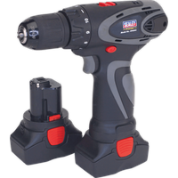 Sealey CP6004 14 4v Cordless Drill Driver 2 x 2ah Li ion Charger Bag