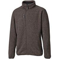 Dickies Mens Winterbourne Fleece Lined Jacket Brown 2XL