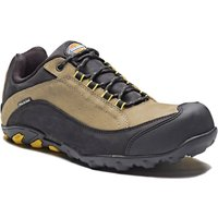 Dickies Mens Faxon Safety Trainers Grey / Black Size 11.5