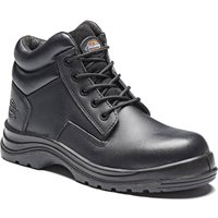 Dickies Mens Deltona Safety Boots Black Size 7