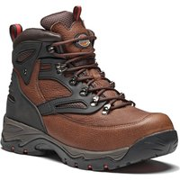 Dickies Mens Preston Safety Boots Brown Size 8