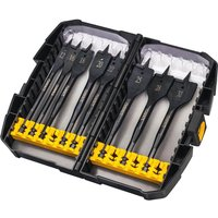DeWalt 8 Piece Extreme Impact Flat Wood Drill Bit Set
